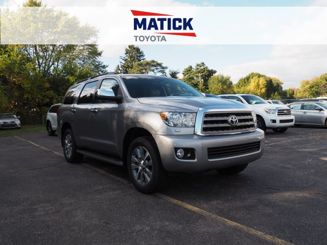 new 2017 toyota sequoia limited 4d sport utility in mt clemens mi t170057 matick toyota. Black Bedroom Furniture Sets. Home Design Ideas